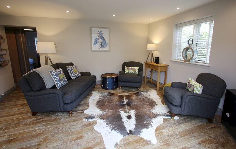 Luxury self catering holiday cottage for 4 at Downside House, Chilcompton11