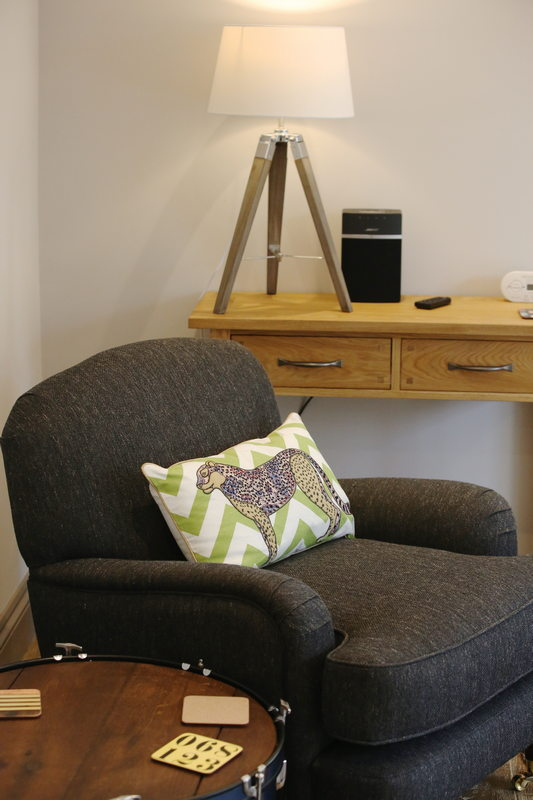 Luxury self catering holiday cottage for 4 at Downside House, Chilcompton16