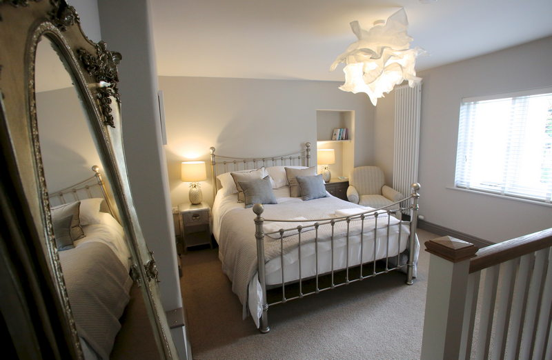 Luxury self catering holiday cottage for 2 at Downside House, Chilcompton16