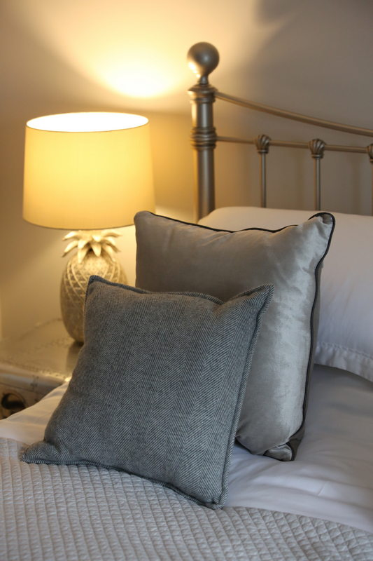 Luxury self catering holiday cottage for 2 at Downside House, Chilcompton18